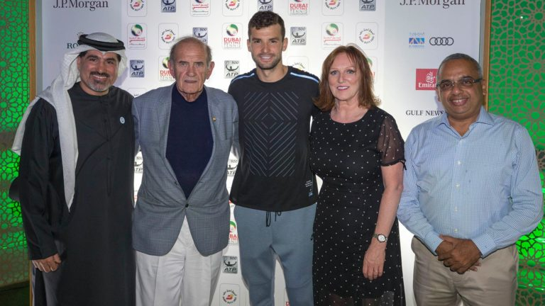 ATP PLAYERS PARTY