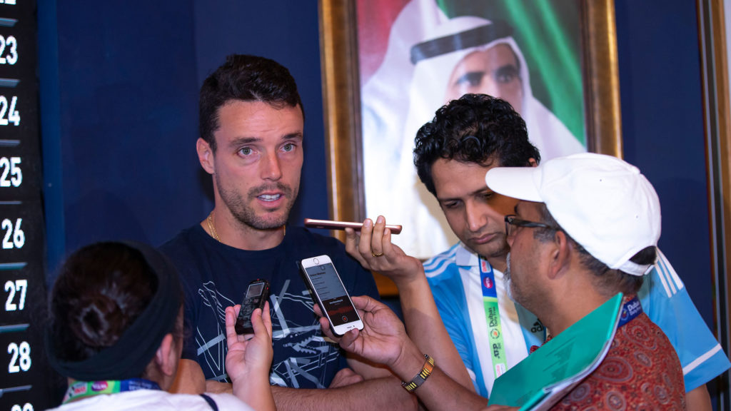Photo of Roberto Bautista Agut