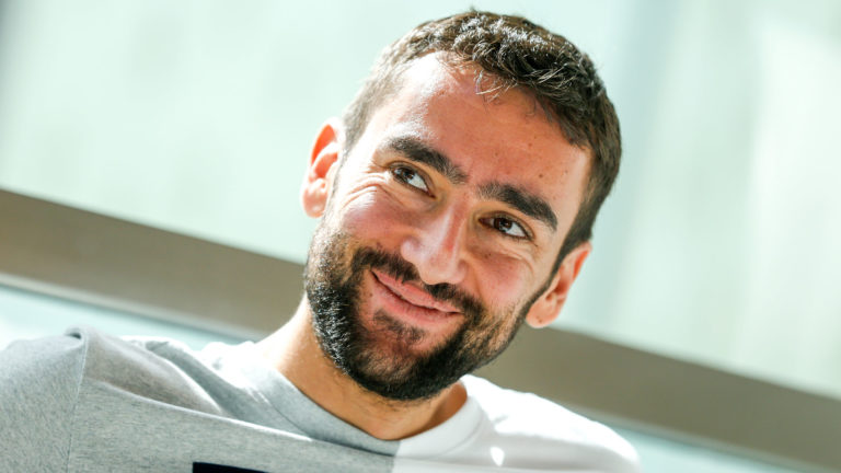 Photo of Marin Cilic