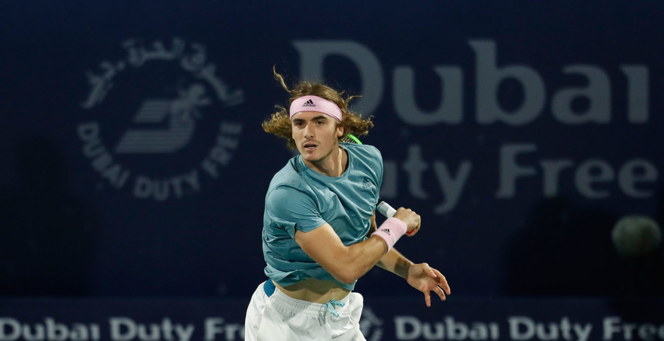 Photo of Stefanos Tsitsipas